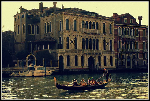 On the Grand Canal by pisanim1
