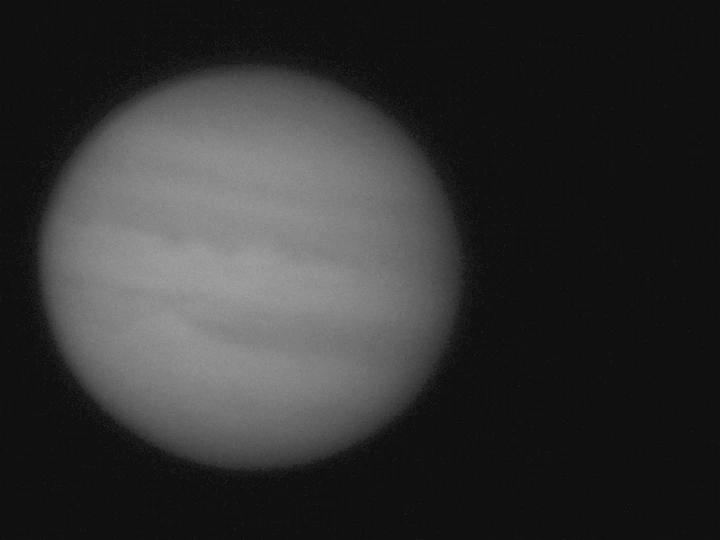 Jupiter Impact Video