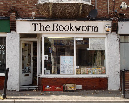 The Bookworm, Carshalton, London SM5