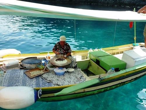 pancake boat