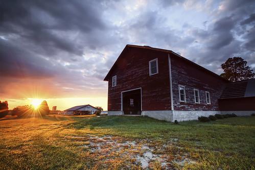 tractor sunrise canon paisaje sunsetsunrise retos duelos abigfave bwclp afdp52s36 leefiltros arturocid