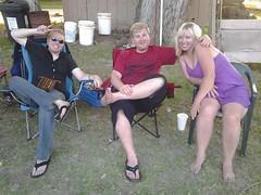 Richard, Ben, Taina