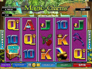Magic Charms Bonus Game