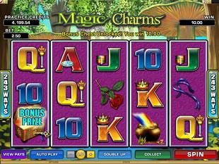 Magic Charms Bonus Game
