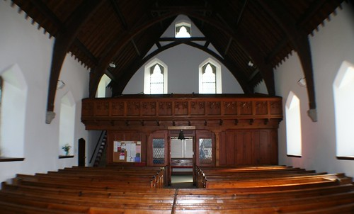Interior, Balquhidder Church