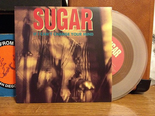 "Sugar - If I Can't Change Your Mind 7"" (RSD2012) by Tim PopKid"