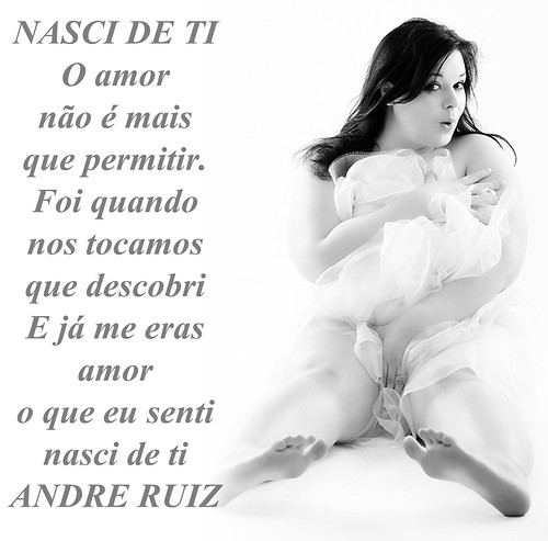NASCI DE TI by amigos do poeta