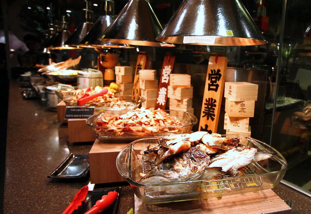 Kiseki日本自助餐餐厅:日本精选