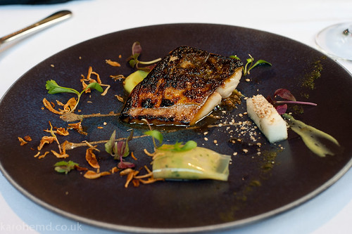 The Ledbury - Mackerel