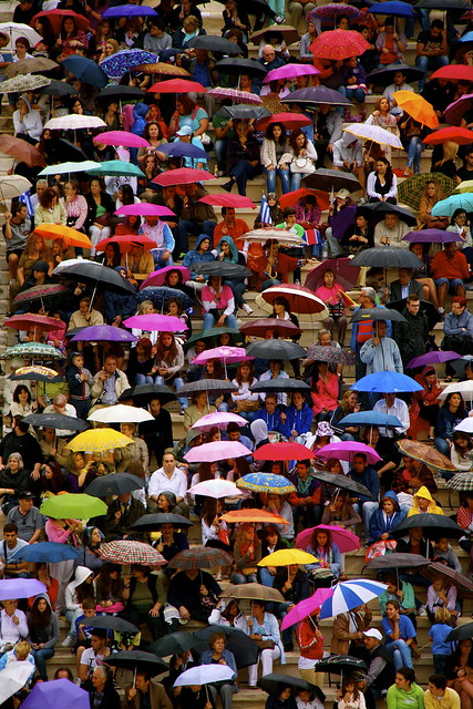 COLORS OF THE RAIN