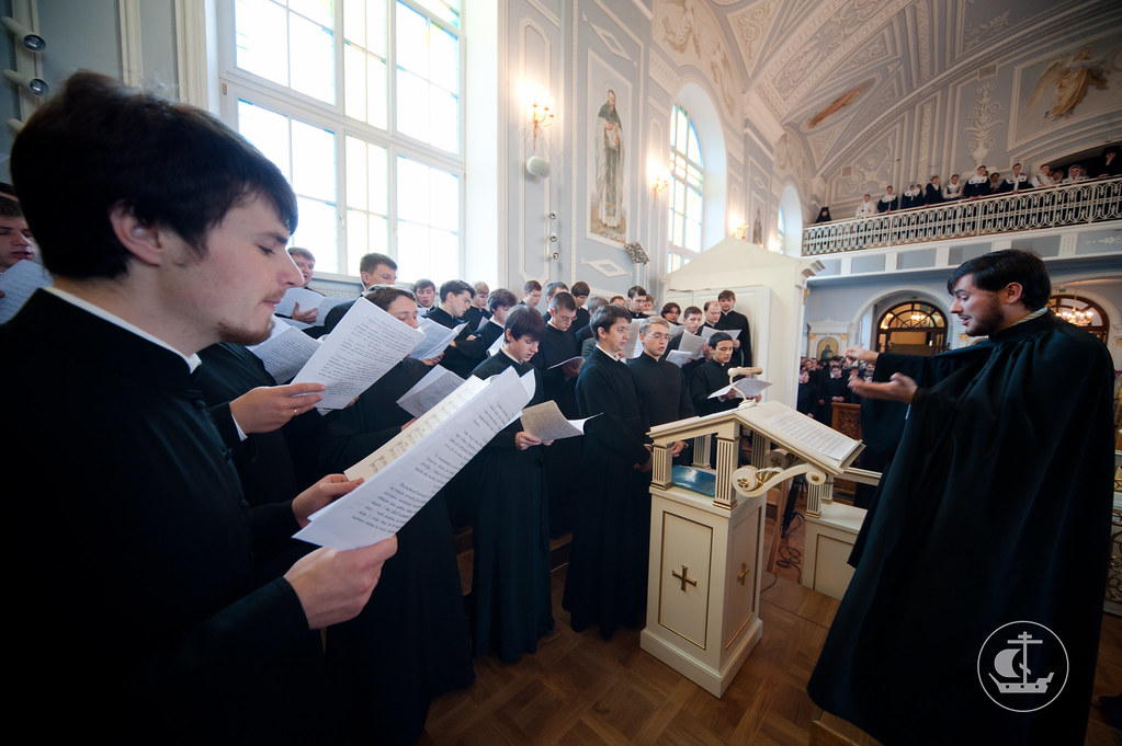 Мужской академический хор