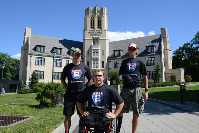 Wounded Warriors at West Point
