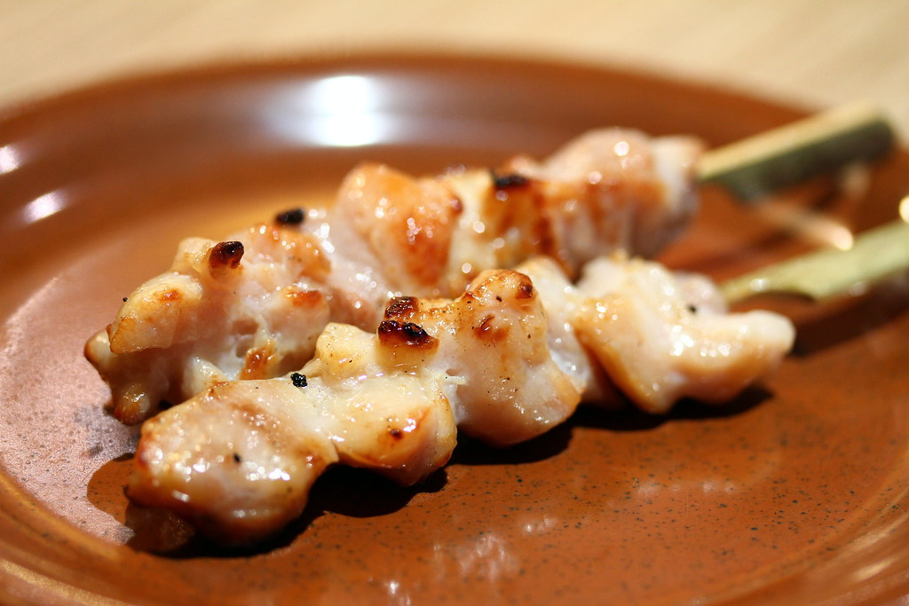 Kiseki Japanese Buffet Restaurant: Japanese Selection: Yakitori