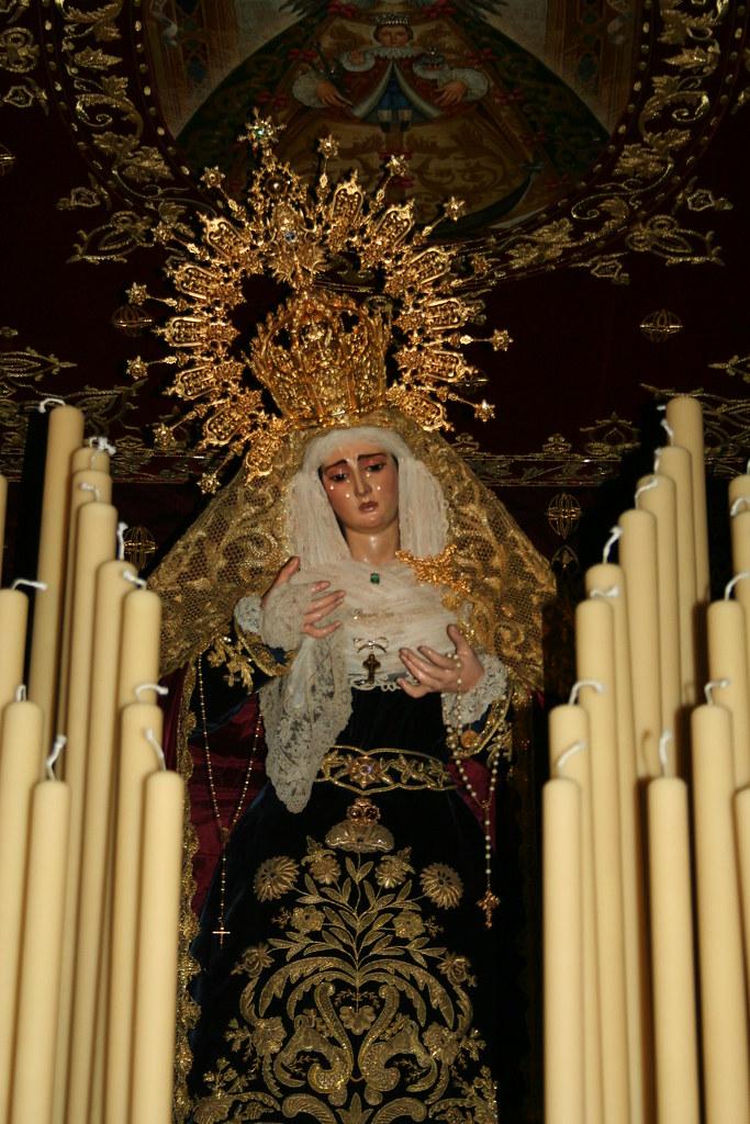 Hermandad de la Sagrada Lanzada de Sevilla, Semana Santa 2012