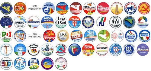 Elezioni regionali, depositati i simboli di 47 liste$