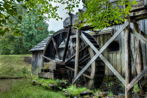 Mabry Mill on the Blue Ridge Parkway [EXPLORED]