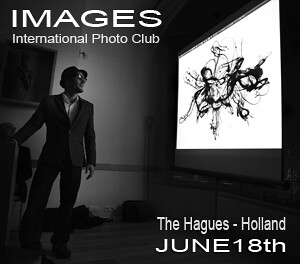 Ben Heine Conference at Images Photo Club - Holland - June 18th