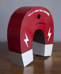 Pop Art Birdhouse