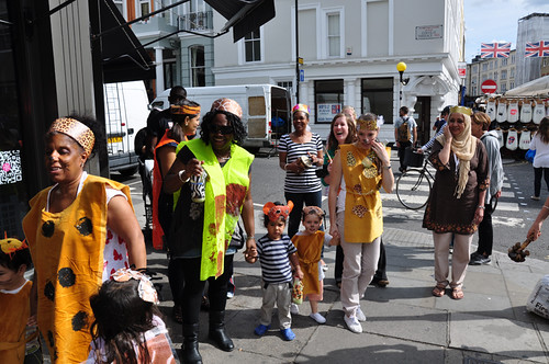Colville Nursery Carnival, 23 August 2012