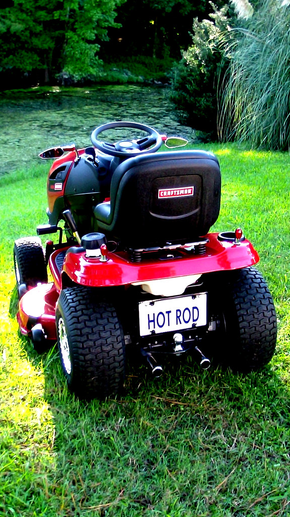 Huskee Lawn Tractor Huskee Lawn Tractor
