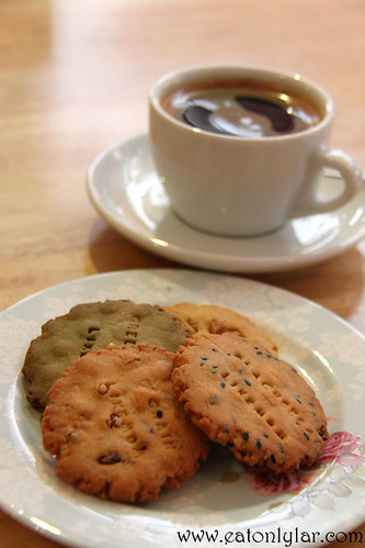 Cookies and Coffee, Like Mom