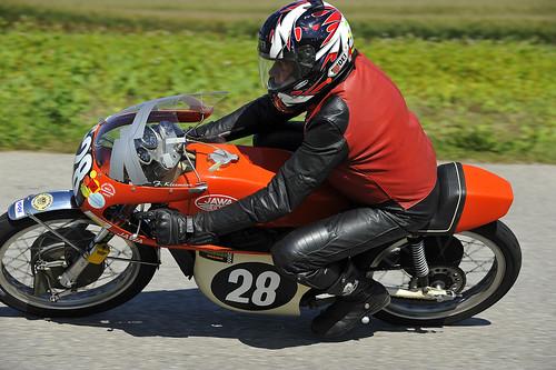 classic motorcycle Oldtimer Grand Prix 2012 Schwanenstadt Austria Copyright B. Egger :: eu-moto images 1158