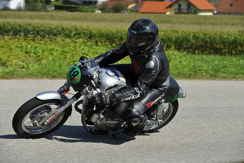 classic motorcycle Oldtimer Grand Prix 2012 Schwanenstadt Austria Copyright B. Egger :: eu-moto images 1157