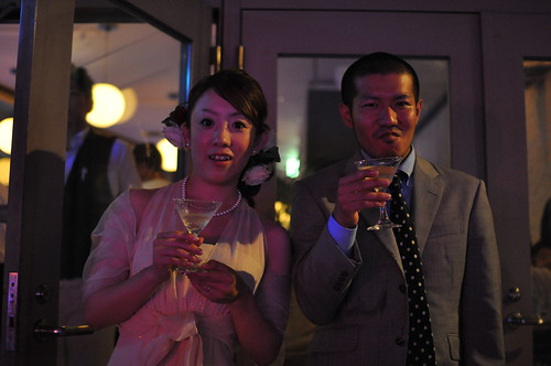 KSK&Ayako Wedding Party 2012/09/16