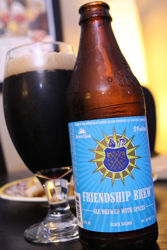 Green Flash & St. Feullien Friendship Brew