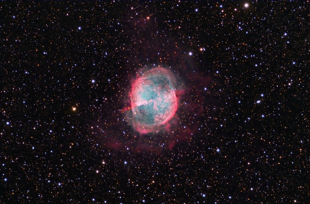 The Dumbbell Nebula (M27)