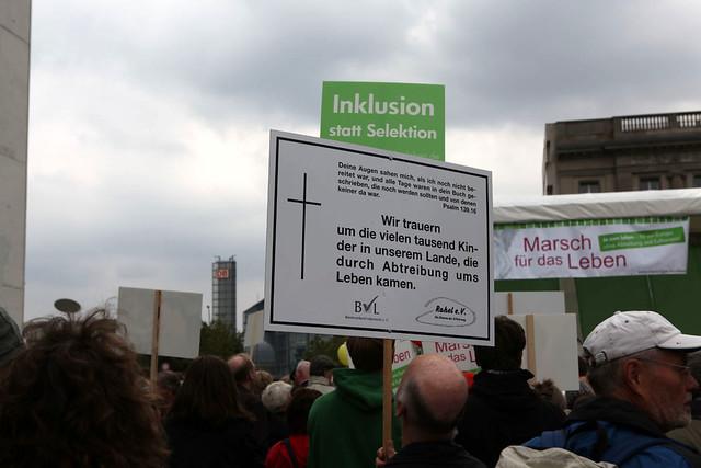 Berlin 22.09.2012 Abtreibung pro und contra  IMG_9916