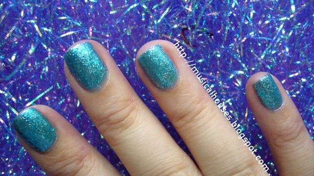 jelly sandwich manicure 3
