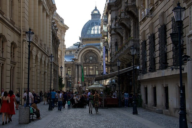Bucharest, September 2012 by mariosp, on Flickr