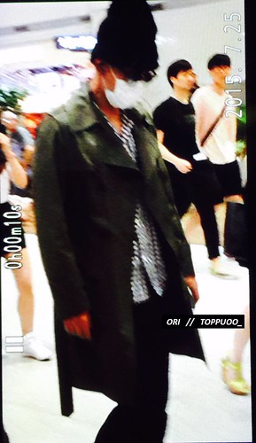 Big Bang - Incheon Airport - 26jul2015 - Toppuoo_ - 03