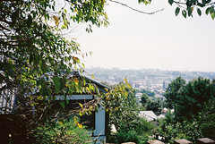 Photo:View from Honmyouji temple (本妙寺) By tamaroh