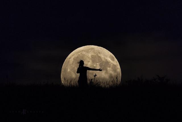 The Moon Dance.