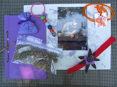 Hearts and Trees Bubbles and Lavender Kit