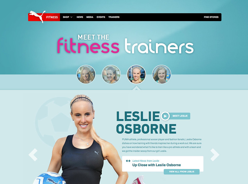 PUMA Fitness Trainers