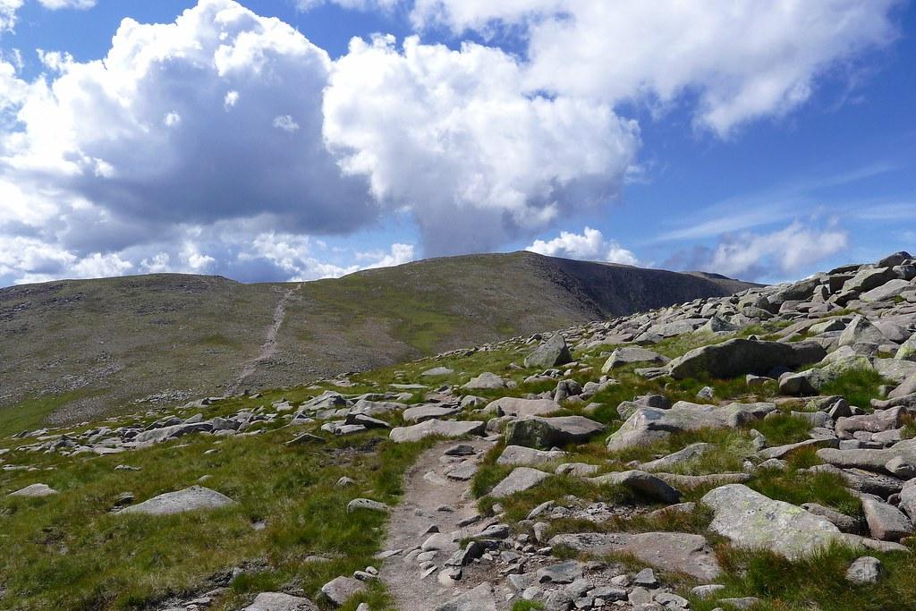 The Braeriach Plateau