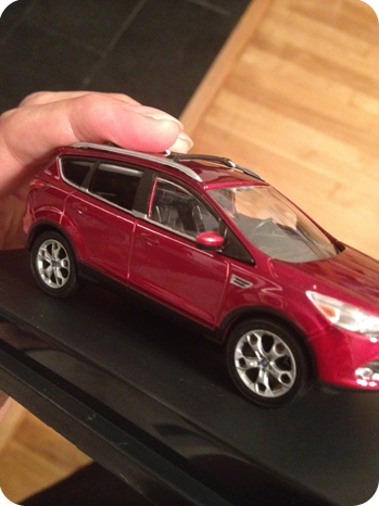 My new Ford Escape! ;)
