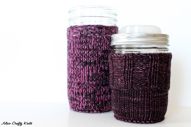 Mason Jar Cozy - Convertible - with basic