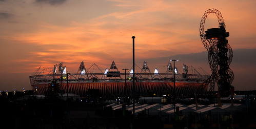 Olympic Stadium by Chris Wild