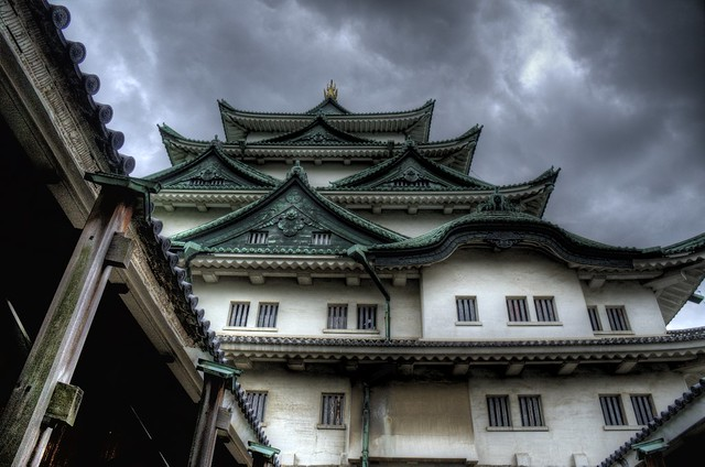 """Daitenshu"", the Great Tower under the Dark Sky"