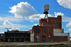 Abandoned Molson Brewery