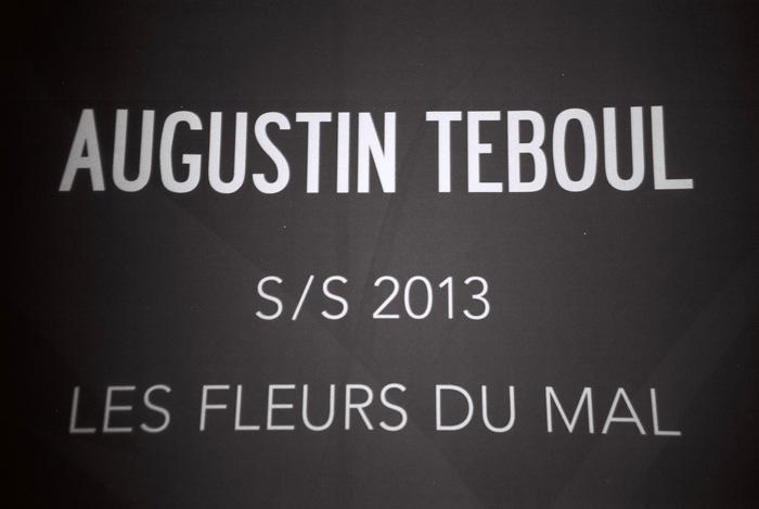 Fleur du Mal // Augustin Teboul