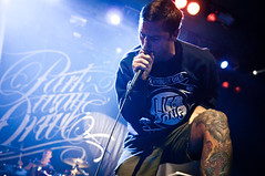 Parkway Drive w/support