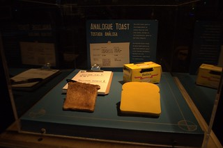 Analogue Toast