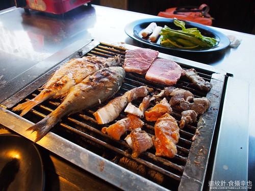 宜蘭 海世界碳烤