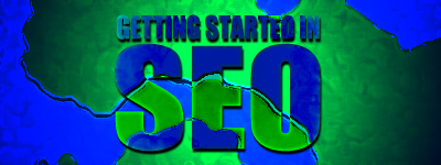 getting started in seo