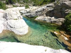 Descente aquatique de la Sainte-Lucie : 1ère grande vasque